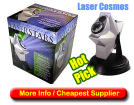 Birthday Gift Idea - Laser Cosmos