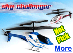 Sky Challenger Birthday Gift Idea